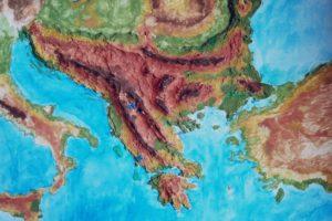 Relefni Karti Na Balkanski Poluostrov Proekti Na Sedmoklasnici